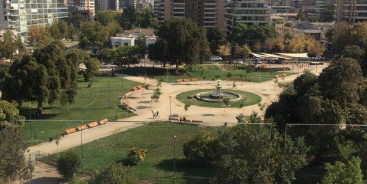 Los Leones / Plaza La Alcaldesa, Campus Oriente, Providencia